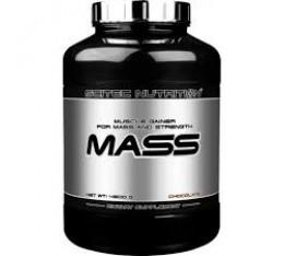 Scitec - Mass / 2270 gr. Хранителни добавки, Гейнъри за покачване на тегло, Гейнъри