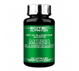 Scitec - Mega Glucosamine / 100 caps. Хранителни добавки, За стави и сухожилия
