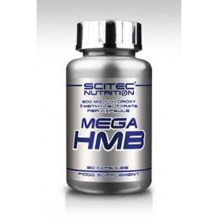 Scitec - Mega HMB / 90 caps.