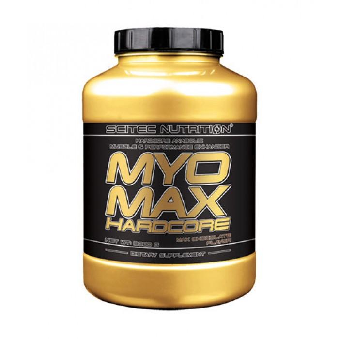Scitec - MyoMax Hardcore / 3080 gr.