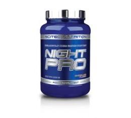 Scitec - Night Pro / 900 gr. Хранителни добавки, Протеини, Казеинов протеин