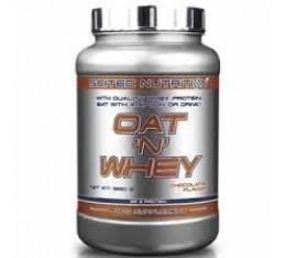 Scitec - Oat N Whey / 1380 gr. Хранителни добавки, Протеини, Суроватъчен протеин