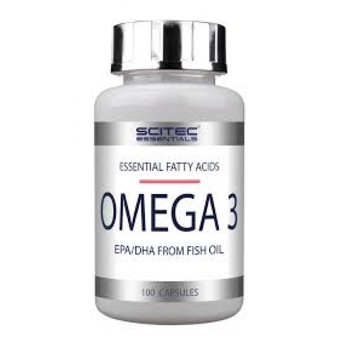 Scitec - Omega-3 1200mg. / 100 caps.