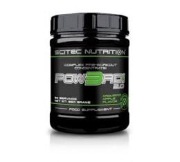 Scitec - Pow3rd 2.0 / 350 gr. Хранителни добавки, Азотни/напомпващи, Хранителни добавки на промоция