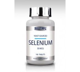 Scitec - Selenium / 100 tabs.