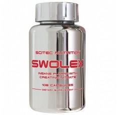 Scitec - Swolex / 108 caps. Хранителни добавки, Креатинови продукти, Креатинови Матрици