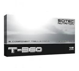 Scitec - T-360 / 108 caps. Хранителни добавки, Стимулатори за мъже