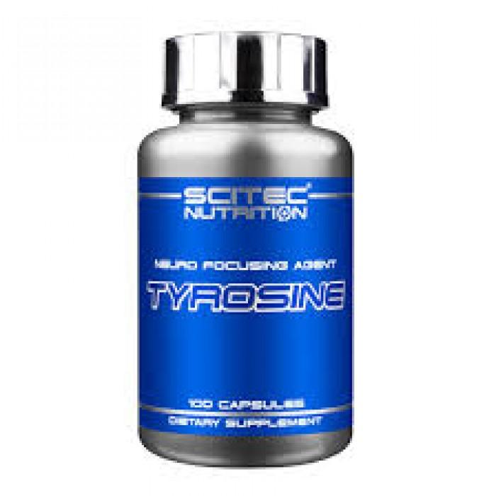 Scitec - Tyrosine 500mg. / 100 caps.