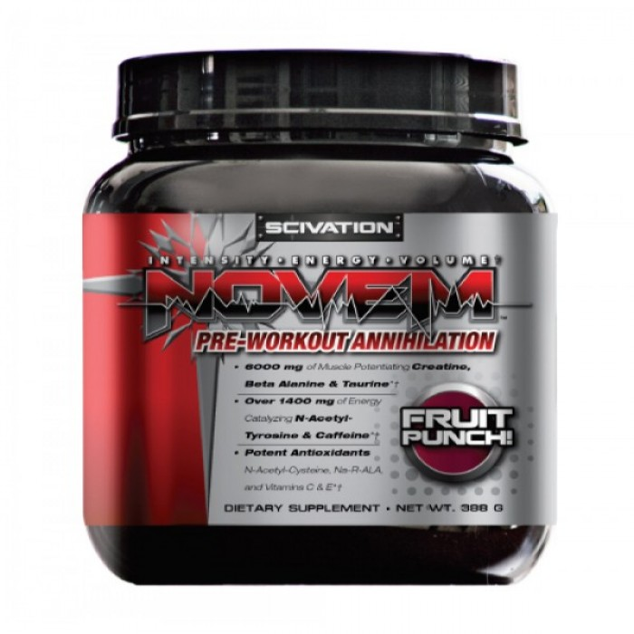 Scivation - Novem / 400 гр