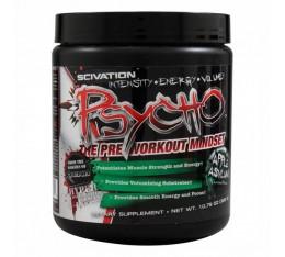Scivation - Psycho / 306gr. Хранителни добавки, Азотни/напомпващи