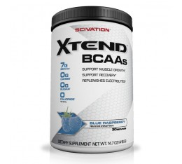 Scivation - XTEND - new formula! / 392 gr Хранителни добавки, Аминокиселини, Разклонена верига (BCAA), Хранителни добавки на промоция