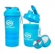 Smart Shake - Neon Blue / 600ml. Шейкъри