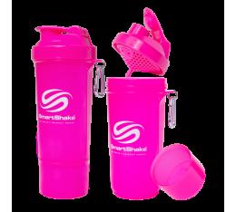 Smart Shake - Slim Neon Pink / 600ml. Шейкъри