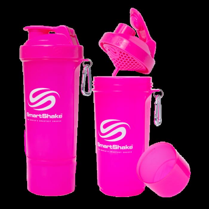 Smart Shake - Neon Pink / 600ml.