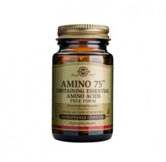 Solgar - Amino 75 / 30 caps. Хранителни добавки, Аминокиселини