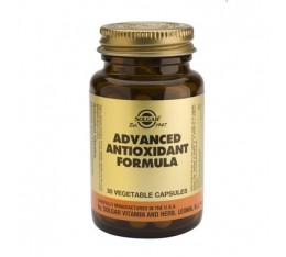 Solgar - Advanced Antioxidant Formula / 30 caps.​