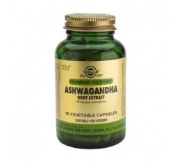 Solgar - Ashwagandha Root Extract / 60 caps. На билкова основа