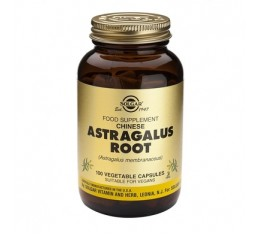 Solgar - Astragalus Root / 60 caps. На билкова основа