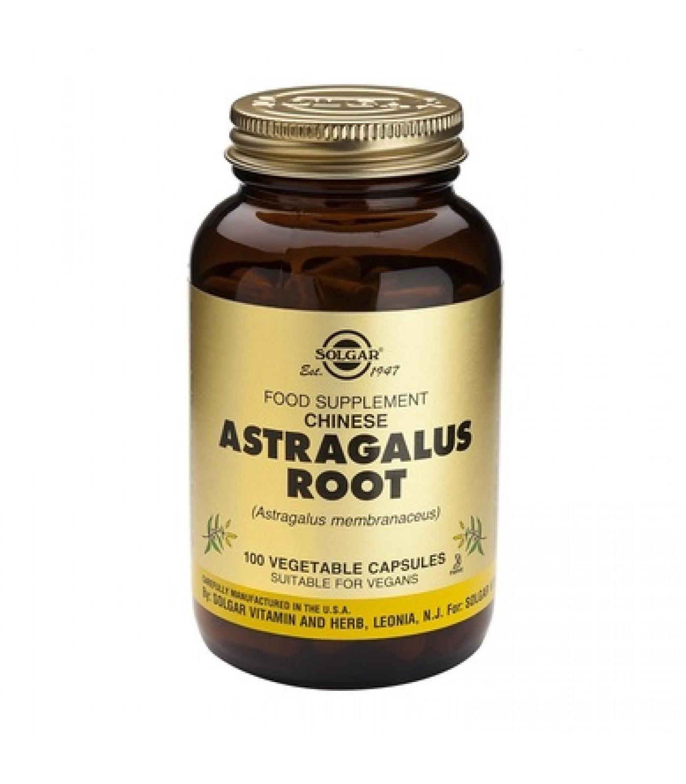 Solgar - Astragalus Root / 60 caps.