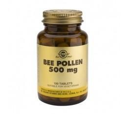Solgar - Bee Pollen 500mg. / 100 tabs.