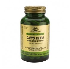Solgar - Cat's Claw Inner Bark Extract / 60 caps.​