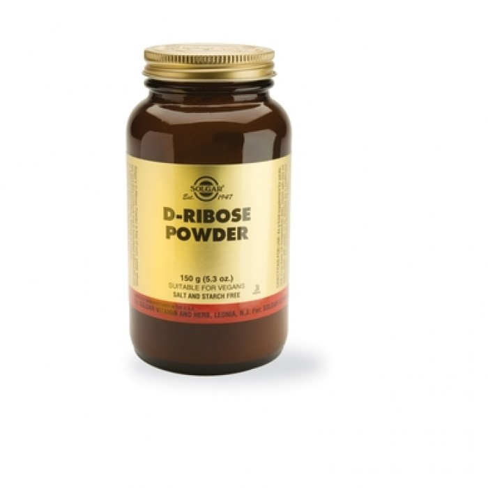 Solgar - D-Ribose Powder / 150 gr.