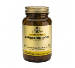 Solgar - Dandelion Root / 100 caps.