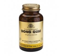 Solgar - Dong Quai / 100 caps. На билкова основа
