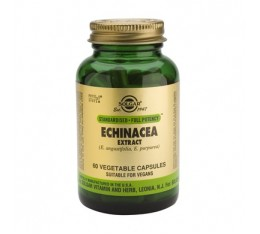 Solgar - Echinacea Extract / 60 caps. На билкова основа