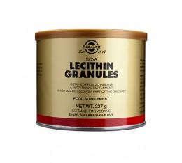 """Solgar - Lecithin """"95"""" Granules Хранителни добавки, Мастни киселини, Лецитин"""