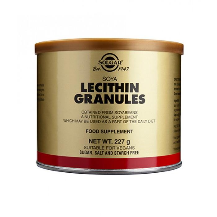 "Solgar - Lecithin ""95"" Granules - 227 гр"