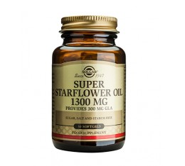 Solgar - Super Starflower Oil 1300mg / 30 softgels​