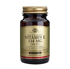 Solgar - Vitamin E 200IU / 50 Softgels