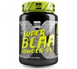 Soul Project Labs - Super BCAA 4:1:1 / 500 gr. Хранителни добавки, Аминокиселини, Разклонена верига (BCAA)