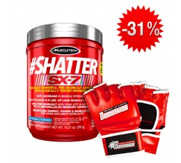Stack MuscleTech - Shatter SX-7 + Dominator - ММА ръкавици СТАКОВЕ