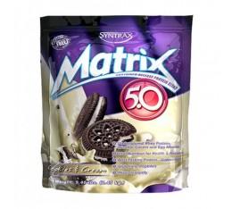 Syntrax - Matrix 5.0 / 2270 gr Хранителни добавки, Протеини, Протеинови матрици, Хранителни добавки на промоция