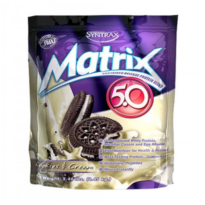 Syntrax - Matrix 5.0 / 2270 gr