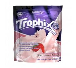 Syntrax - Trophix 5.0 / 2270 gr Хранителни добавки, Протеини, Протеинови матрици, Хранителни добавки на промоция