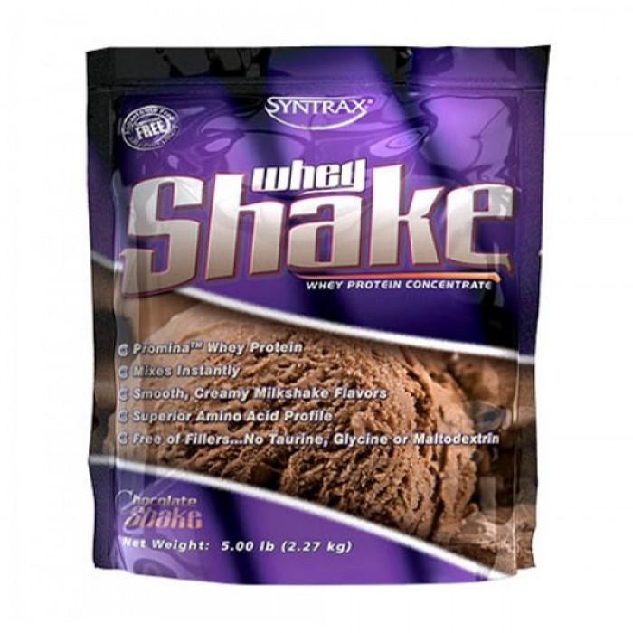 Syntrax - Whey Shake / 2270 gr
