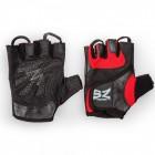 SZ Fighters - Дамски фитнес ръкавици - червени
