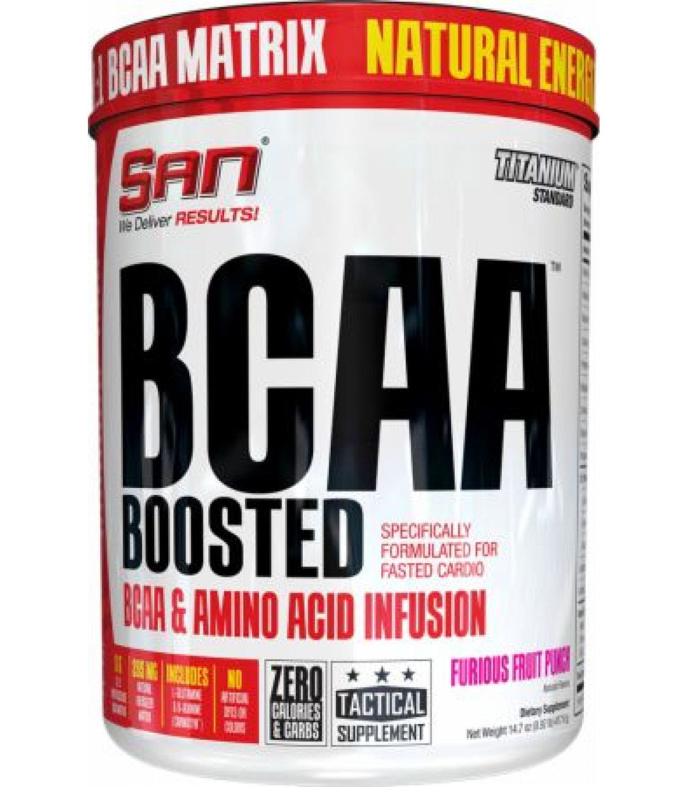 SAN - Boosted BCAA / 40 serv.​