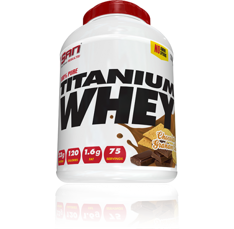 SAN - Pure Titanium Whey / 2lbs.