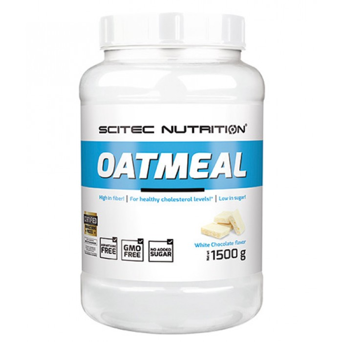 SCITEC Oatmeal / 1500g
