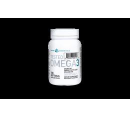 Tested Nutrition - Omega 3 1000mg. / 100 softgels Хранителни добавки, Мастни киселини, Рибено масло