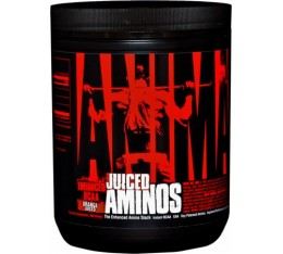 Universal Animal - Juiced Aminos / 378 gr. Хранителни добавки, Аминокиселини, Комплексни аминокиселини