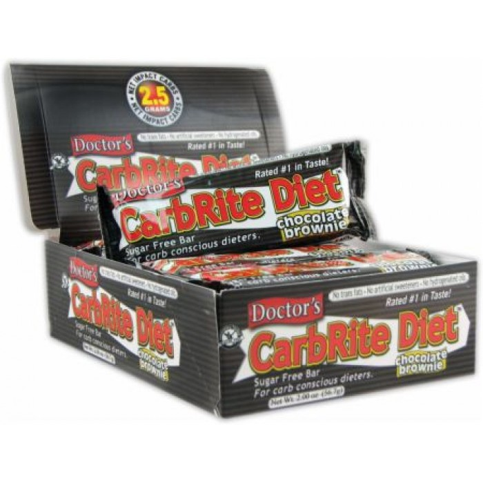 Universal Nutrition - Doctor's CarbRite Diet Bar / 57 gr.​