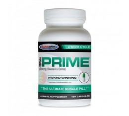 USP Labs - Prime! / 120 caps Хранителни добавки, Стимулатори за мъже