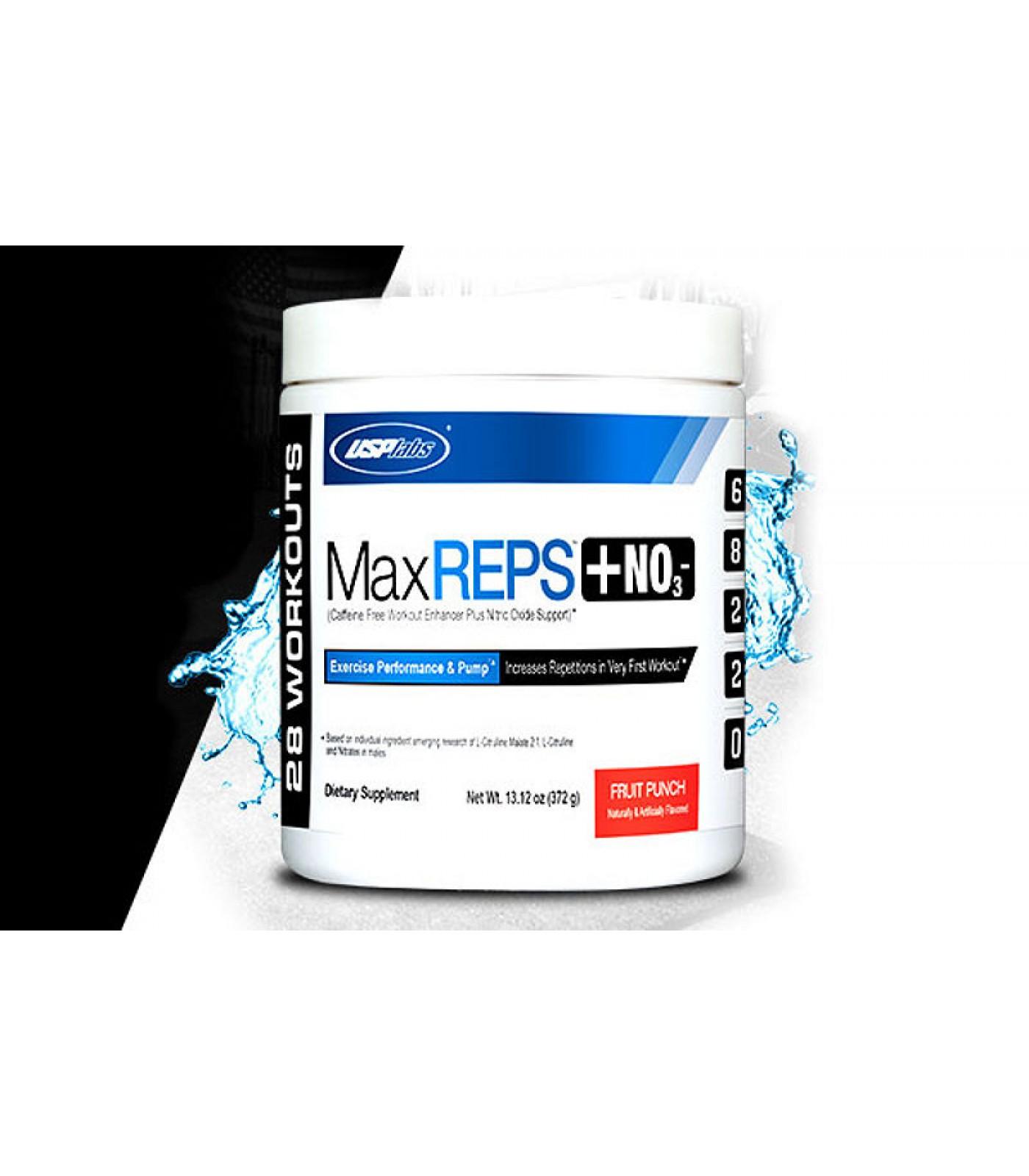 USP Labs - Max REPS / 372g.