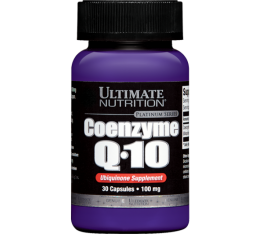 Ultimate Nutrition - Coenzyme Q10 100 mg / 30 caps​