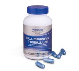 Vemoherb - Bulgarian Tribulus / 90 Caps. Хранителни добавки, Стимулатори за мъже, Трибулус-Терестрис